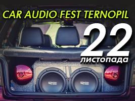 ����� ��������, 22 ��������� - CAR AUDIO FEST
